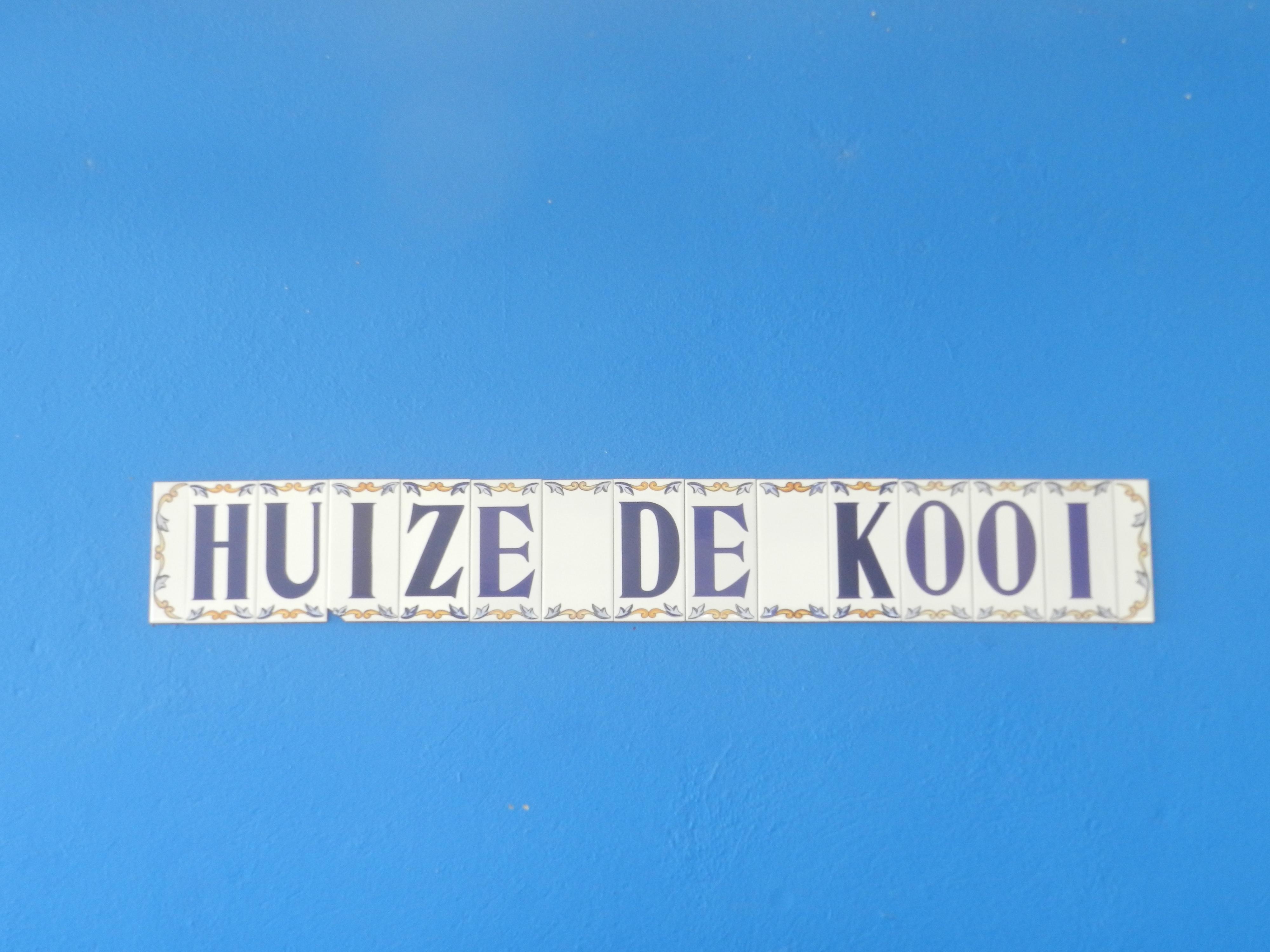 Studentenhuis Huize de Kooi