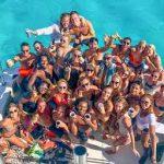 Fuikdag Feest studenten Curacao Kamer