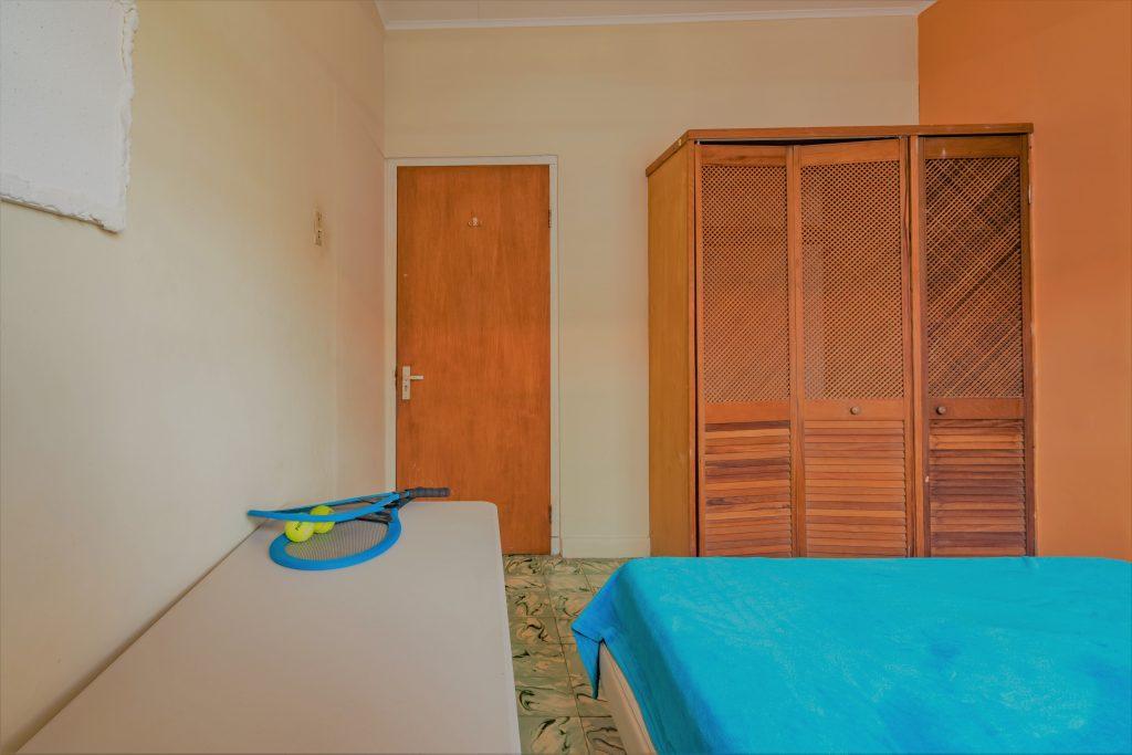 Studentenkamer 5 Curacao met deur