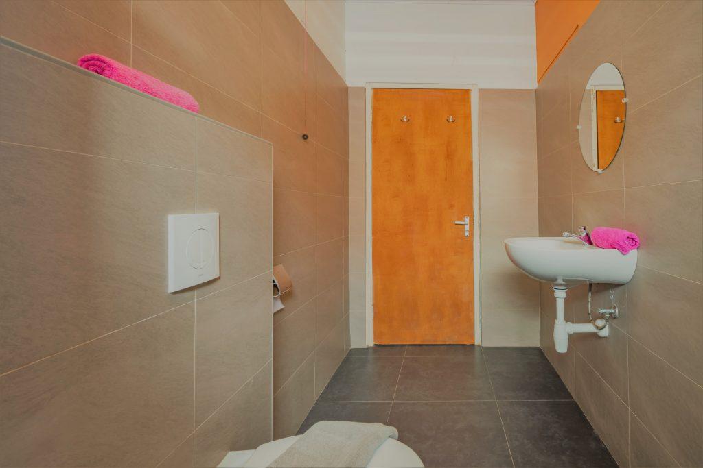 Badkamer Studentenhuis Curacao