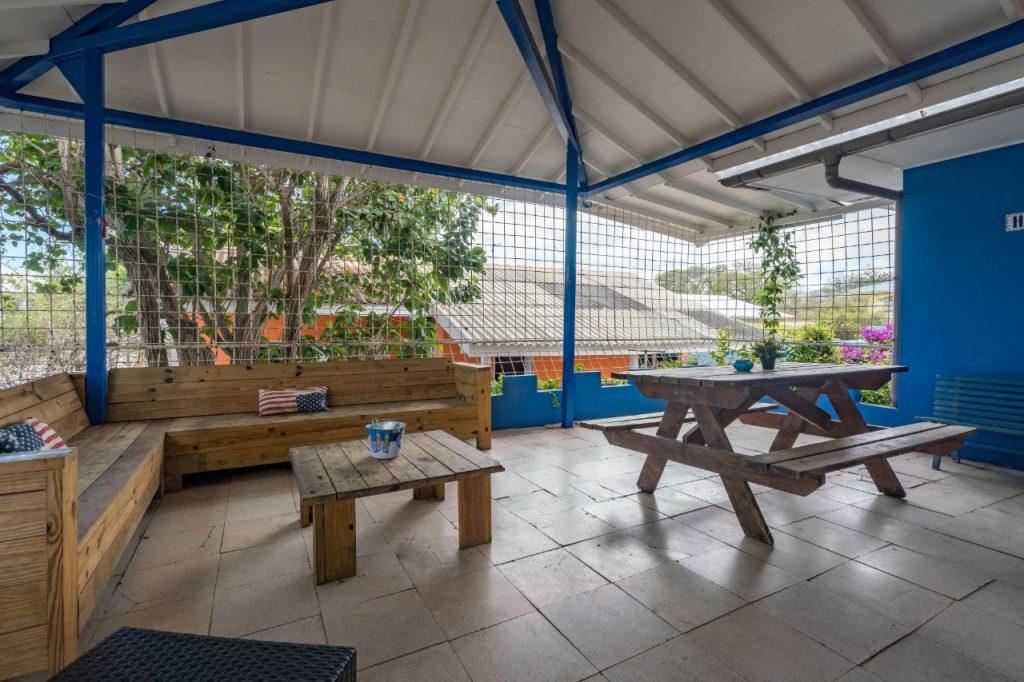 Studentenhuis Curacao de Kooi breed