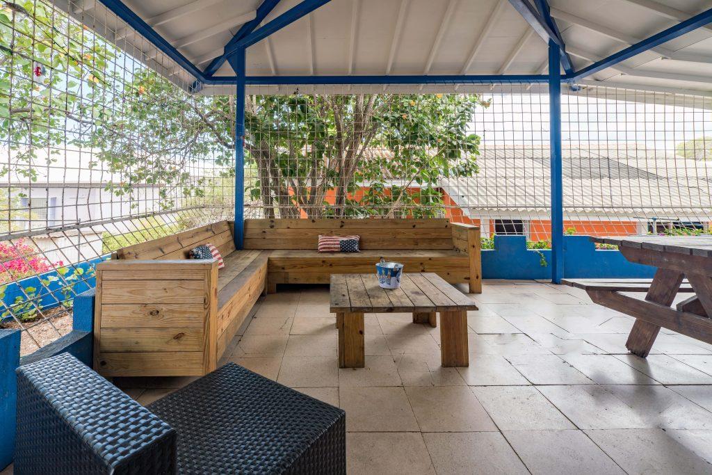 De kooi 3 Studentenhuis Curacao
