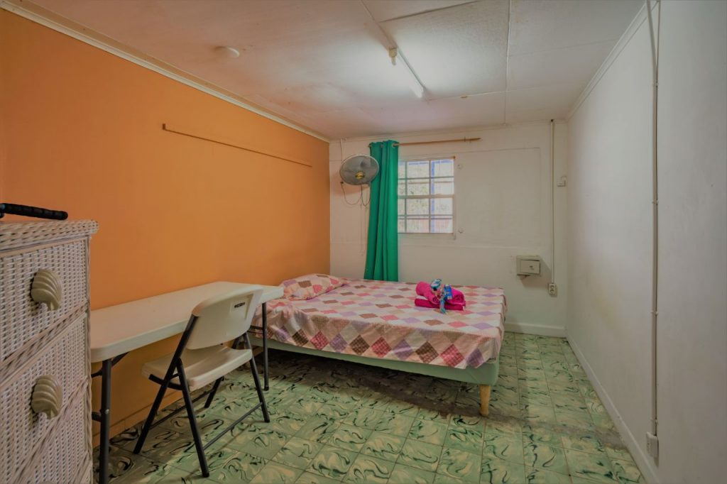Kamer 7 Studentenhuis Curacao
