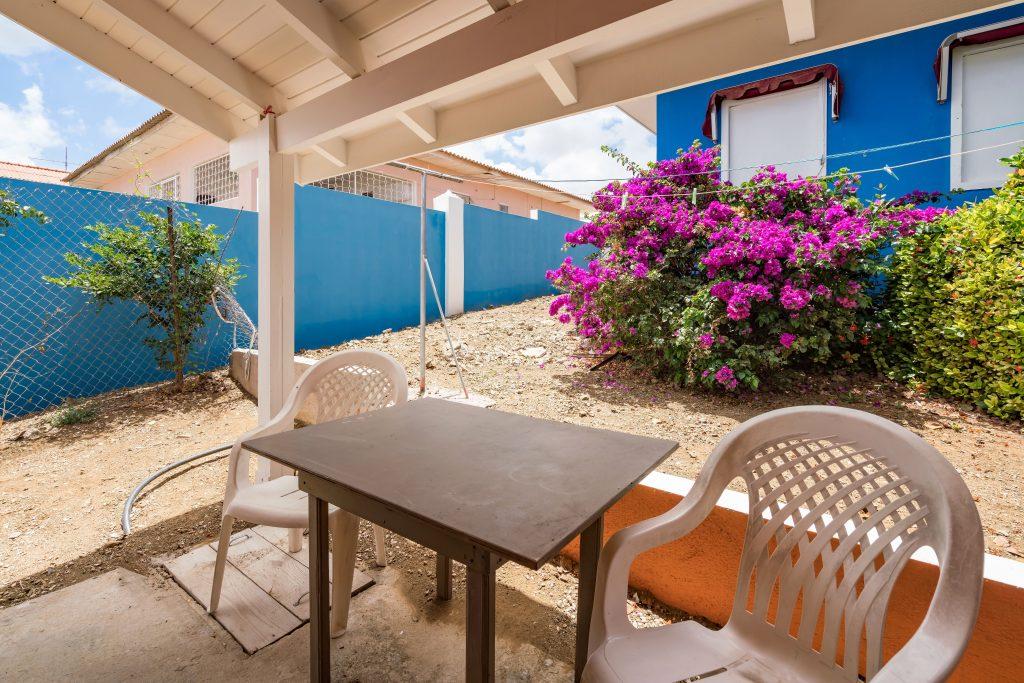 Studio C Curacao voortuin