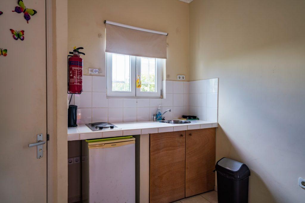 Studio C6 Studentenhuis keuken