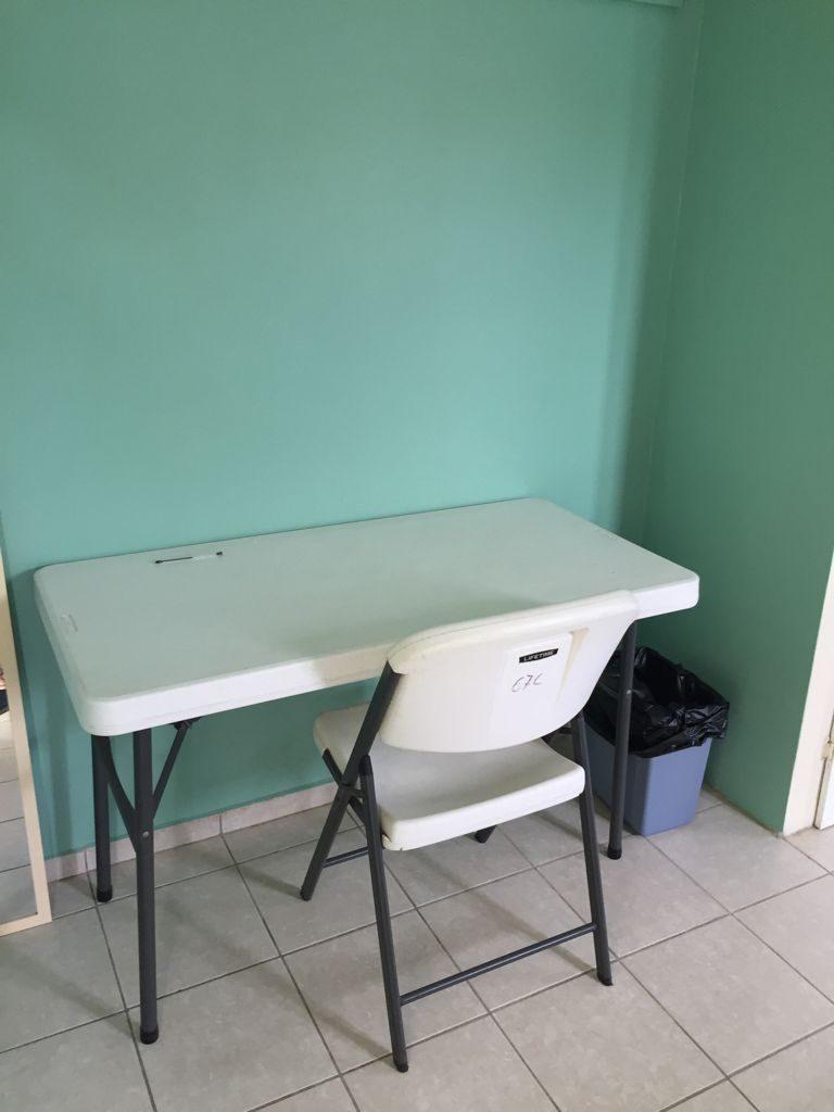 Studio C desk